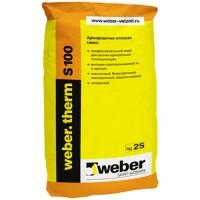 Клей для теплоизоляции Weber.Vetonit Therm S100