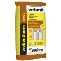 Клей для пенополистирола Weber.Vetonit Therm A100