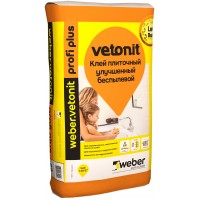 Клей для плитки Weber.Vetonit Profi Plus 25 кг